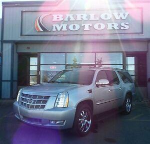2012 Cadillac Escalade ESV -