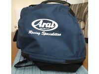 ARAI Crash Helmet Carry Case / Bag