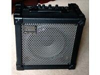 Roland Cube-30 guitar amplifier * PRICE DROP FOR QUICK SALE