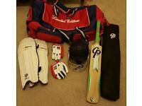 Cricket Gear for sale