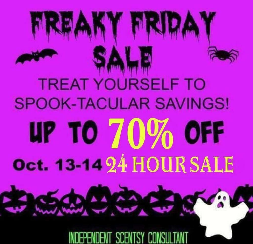 Freaky Friday Sale