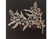 Crystal Bridal Hair Clip