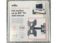 """TV WALL MOUNT Up To 50"""""""