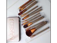 This is Brand new professional 12 pieces makeup brushes cosmetics make up brush