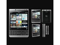 Blackberry Passport Silver Edition Smart Phone
