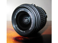Nikon AF-S DX NIKKOR 18-55 mm f/3.5-5.6G ED VR II...Price dropped quick sale £65