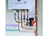 Plumber gas safety certificates boiler service