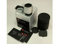 Leica Summilux-M 35mm f/1.4 ASPH Silver 6-Bit 11675 M 240 M-P M9 M8 - Boxed as New