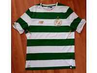 Celtic top home shirt mens size small