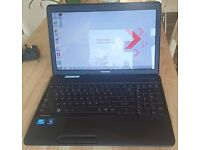 Toshiba Satellite C is for sale, mint condition + brand new wireless mouse (gift)
