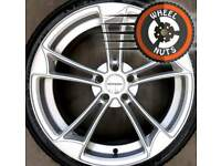 "19"" Veemann VM1 alloys perfect cond great tyres."