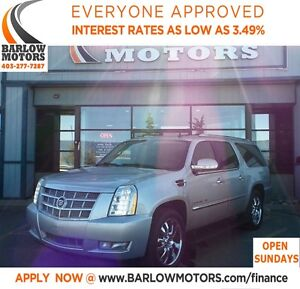 2012 Cadillac Escalade ESV PLATINUM EDITION/FULLY LOADED**SUV &