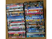 DVD bundle - 50 dvds for £25