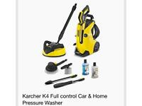 Karcher K4 PRESSURE WASHER -BRAND NEW BOXED Never been used!