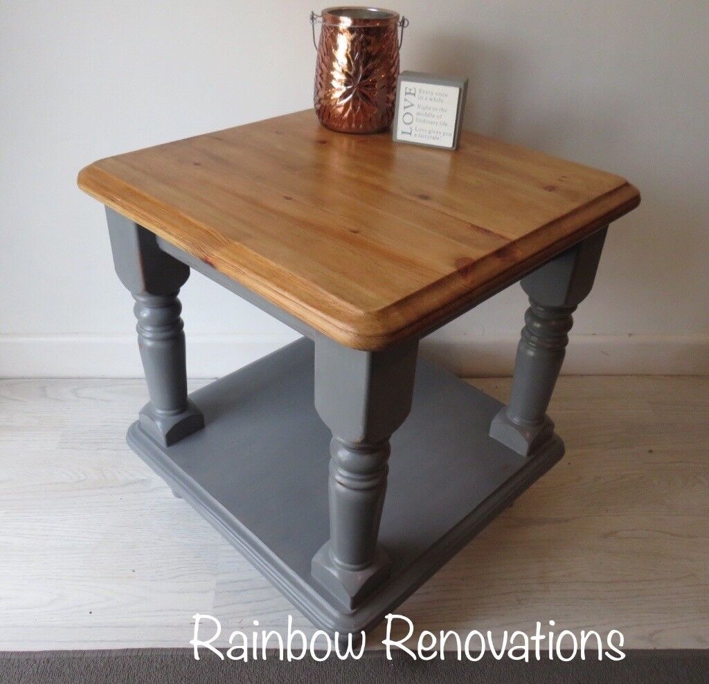Shabby chic side/coffee table