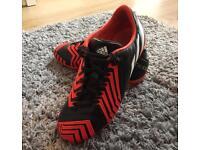 Jnr Adidas Absolado football boots UK size 3