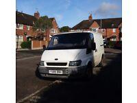 Van for sale, loads of new parts!