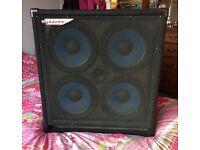 Ashdown Bass amp