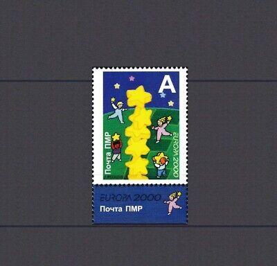 PRIDNESTROVIE(PMR), EUROPA 2000 with MARGIN, MNH