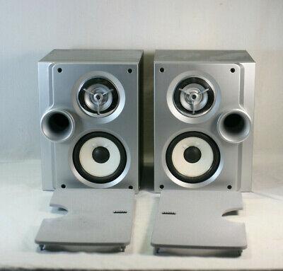 RCA Home Audio Bookshelf Speakers Model RS2042 50W 6 Ohms
