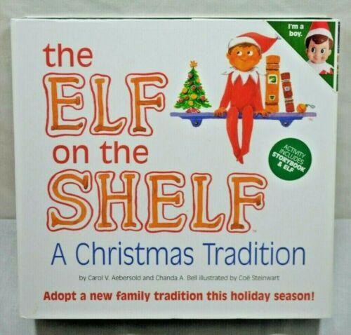 The Elf on The Shelf Boy A Christmas Tradition Its a Boy
