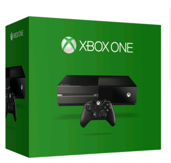 Second hands Xbox one 250g