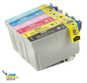 6PK Ink for Epson T098 / T099 Epson Artisan 700 710 725 730 800 810 835 837