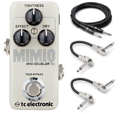 New Tc Electronic Mimiq Mini Doubler Guitar Effects Pedal
