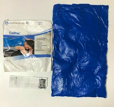 """Chattanooga ColPac Oversize 11"""" x 21"""" OPENED PACKAGE NEW BJ"""