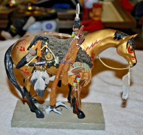 Trail Of Painted Ponies No.1549 Medicine Horse