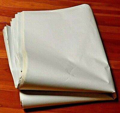 Packing Paper White 32 X 25 News Print Sheets New Same As Professionals Use