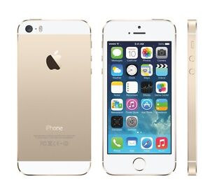 Gold iPhone 5s - excellent condition