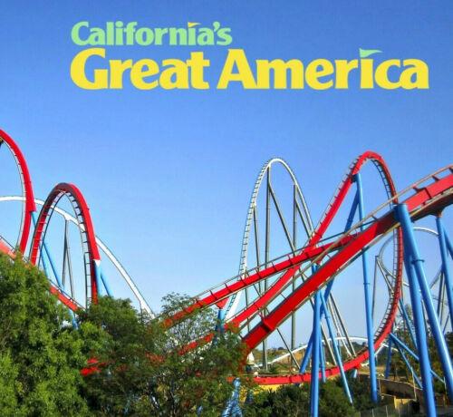 CALIFORNIA GREAT AMERICA & SOUTH BAY SHORES TICKET SAVINGS PROMO DISCOUNT TOOL