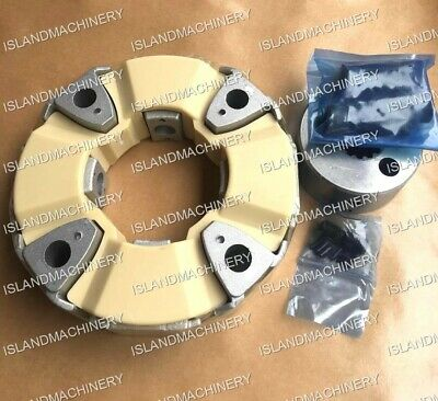 1112-00070. Samsung Excavator Pump Coupling Assembly . Se210lc-3