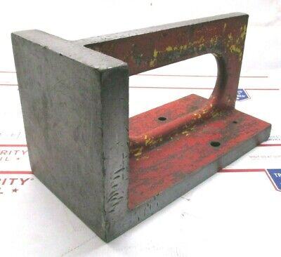 Taft-peirce 9 X 8 X 16 Universal Right Angle Plate