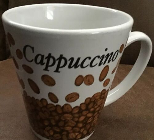 Coffee Cup. New W/O Tags. 8 Oz. Cappuccino  - $1.99