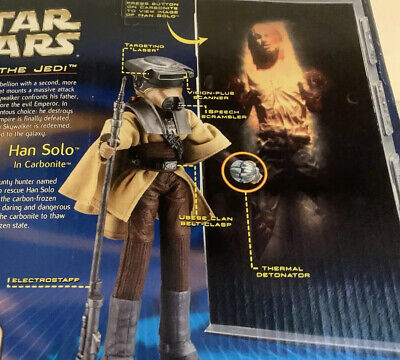 Star Wars Micro Machines Action Fleet PRINCESS LEIA BOUSHH Bounty Hunter GN