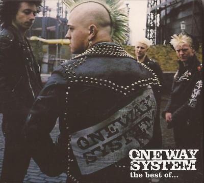 One Way System – The Best Of ... ( CD ) NEW /