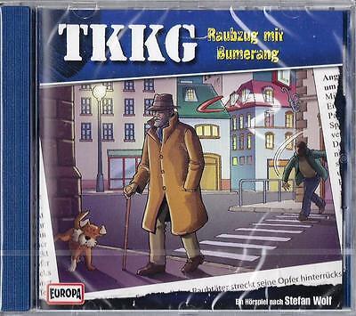 TKKG - Folge 138: Raubzug mit Bumerang - NEU und OVP!