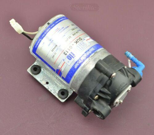 SIRONA CEREC COMPACT MILLING & MCXL SHURflo SUK-0113 DIAPHRAGM PUMP CAD/CAM