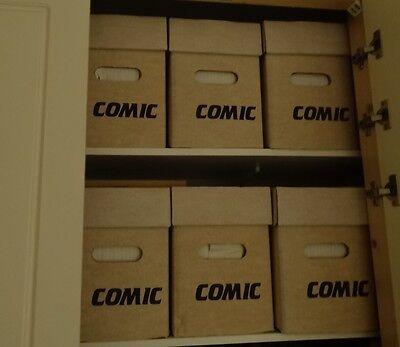 Marvel & DC Comic Book Lot of 5 Random Comics (Grab Bag)