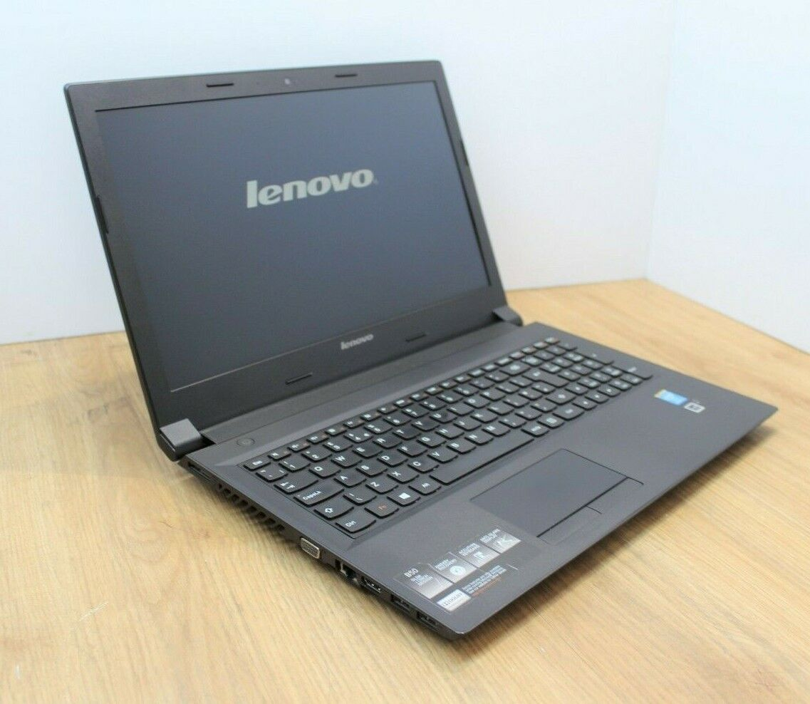 Laptop Windows - Lenovo B50 Windows 10 Laptop Intel Core i5 4th Gen 1.7GHz 4GB 500GB HDD HDMI