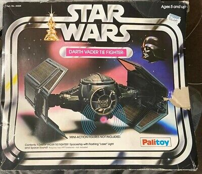 Palitoy Star Wars Darth Vader Tie Fighter