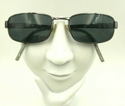 Wolverine Camper Silver Metal Oval Sunglasses Eyeglasses Frames (Wolverine Sunglasses)