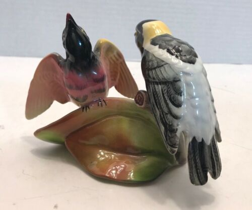 Stangl Pottery Birds Two Bird Figurine by Bobolink