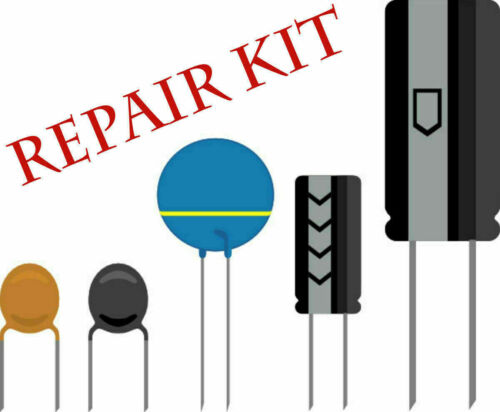 DIY power supply repair kit for Samsung vcr by model