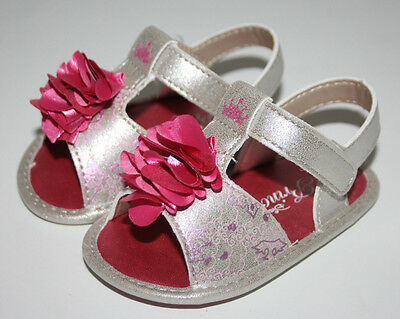Disney Princess Baby Shower (Baby Shower Girls Disney Princess Pink Flower Sandals Newborn Infant NIB Size:)