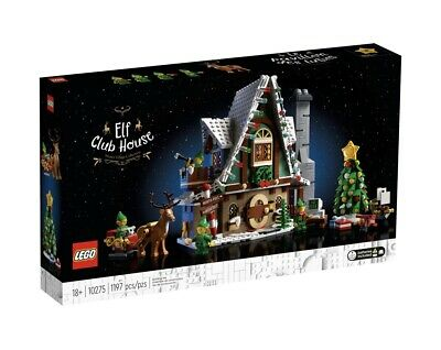 Lego Christmas LEGO Creator Expert Elf Club House (10275)
