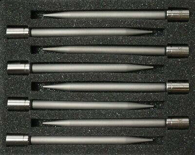Hamilton 1000 L Reusable Needles Cr For Co-re Pipetting System Set Of 8
