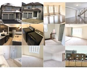 3000sq detach house in Sharon for rent